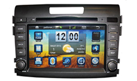 Android Honda CR-V с 2012