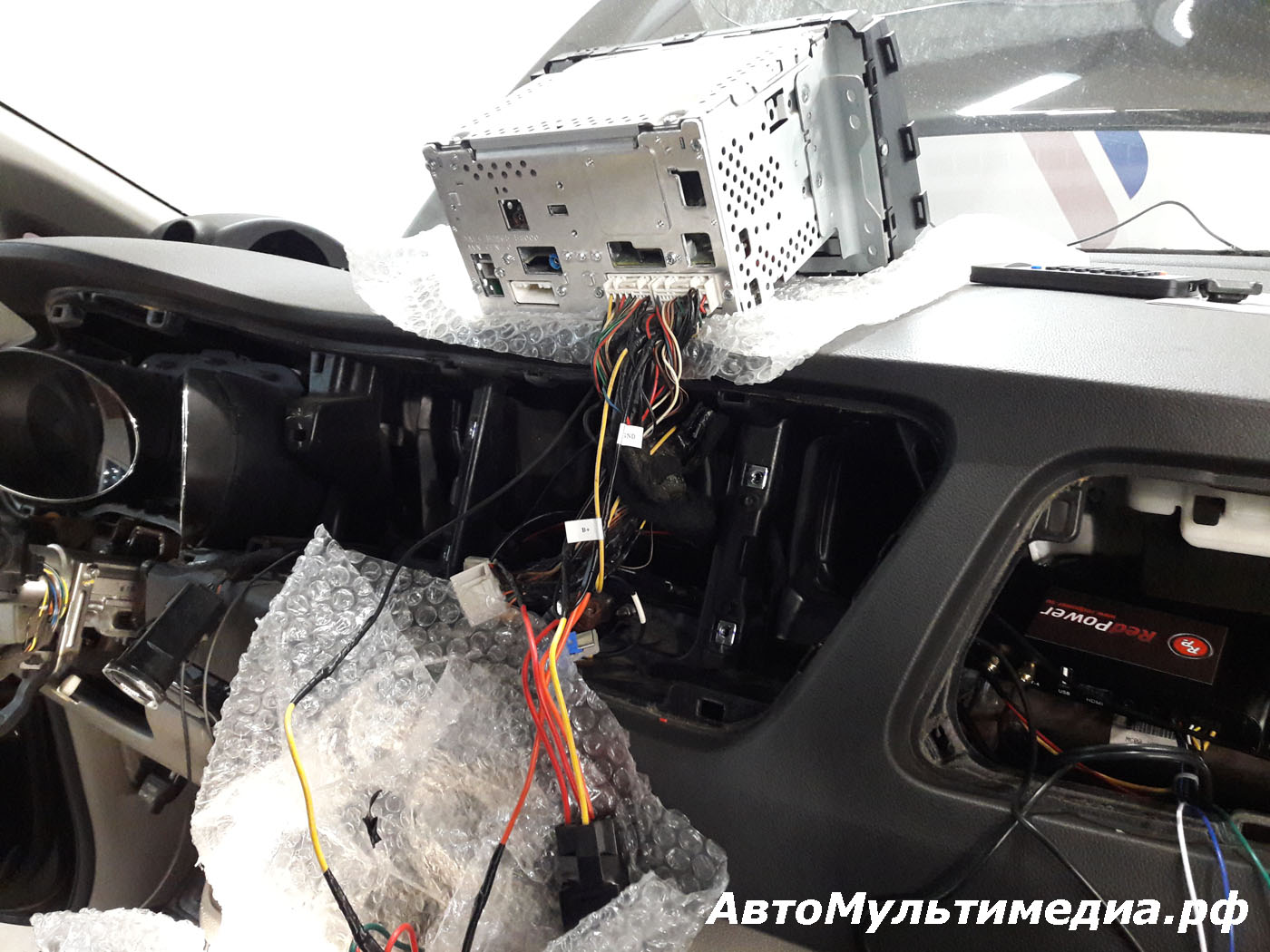 Зеркало Redpower на Ford Kuga 2